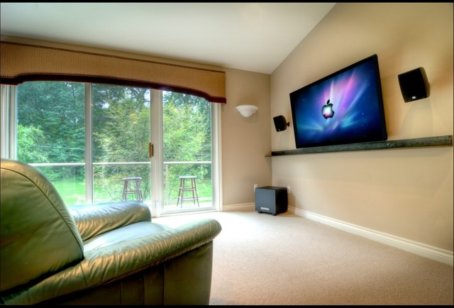 Family Room for all ages home-theater