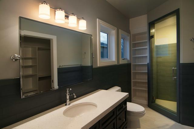 Bathrooms by Utah Home Builder, Cameo Homes Inc. contemporary-bathroom