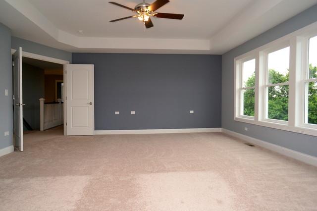 Custom tudor style home with modern twist stewart ridge for Tudor style bedroom