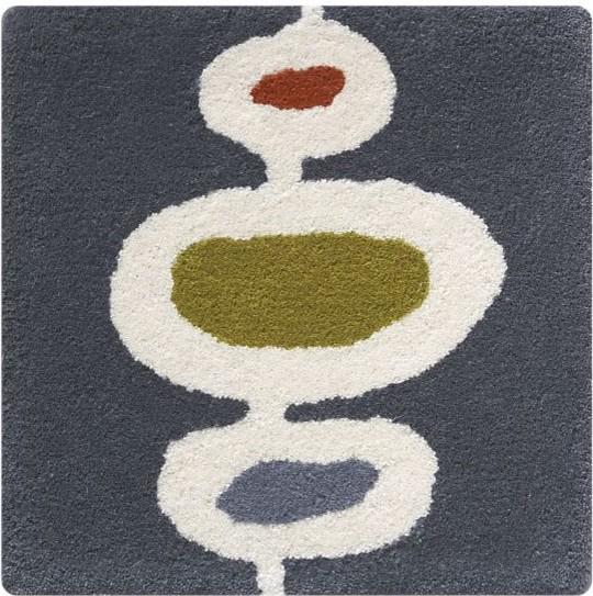 "Nicolette 12"" sq. Rug Swatch modern-rugs"