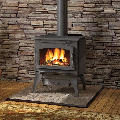 Outside wood burning stoves video search engine at for Wood burning stove for porch