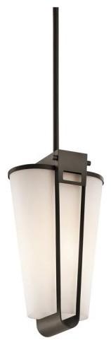 Kichler Coturri 49354 Outdoor Ceiling - 8.08 in. modern-outdoor-lighting