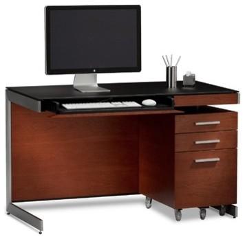 "29"" Sequel Compact Computer Desk - Modern - Desks And Hutches - by AllModern"