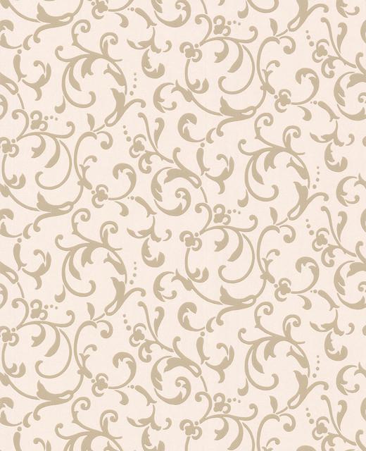 Enchantment Wallpaper Buttermilk Shimmer
