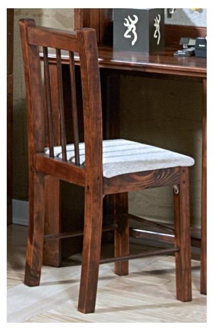 Rustic Desk Chair Contemporary Kids Chairs by ShopLadder