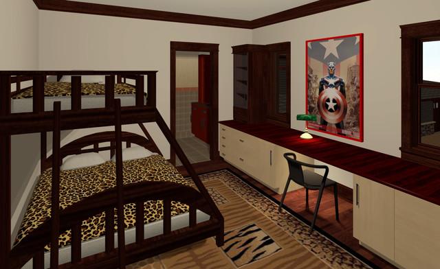 9050 contemporary-rendering