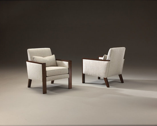 Thayer Coggin - Jack Lounge Chairs from Thayer Coggin - Thayer Coggin Inc.
