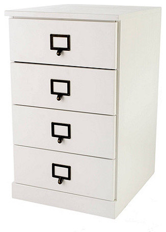 original home office 4 drawer cabinet contemporary