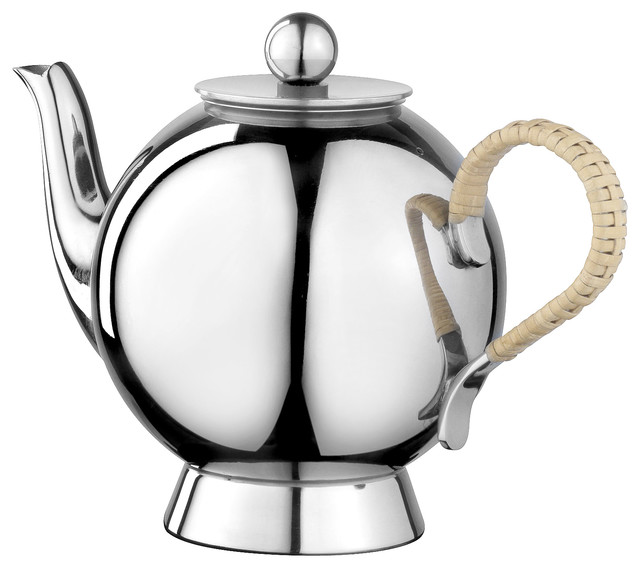 Spheres Small Tea Infuser contemporary-teapots