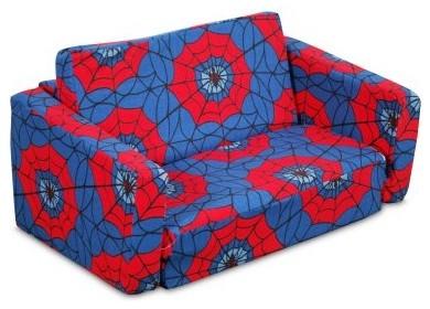Fun Factory Tot Sofa - Spiderweb modern-sofas