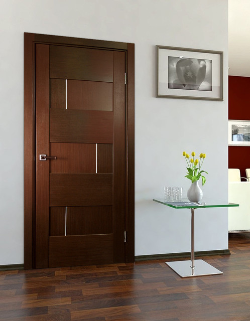 Modern Interior Door Designs for Most Stylish Room Transitions