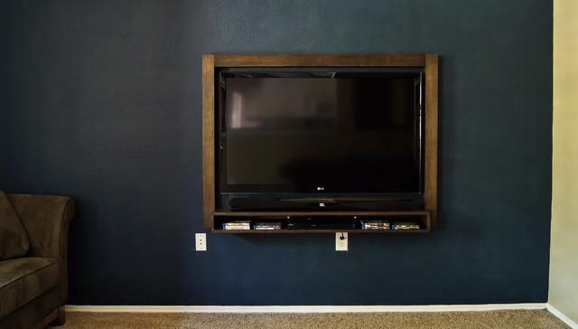 TV Entertainment Frame contemporary