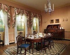 Www.squidoo.com^american federal period interior design and home decor