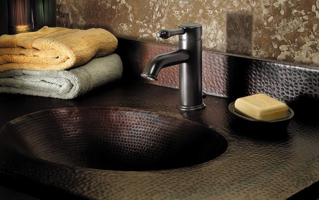 Sedona Vanity Top Antique contemporary-bathroom-countertops