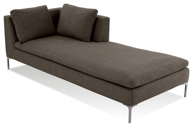 Mayfair chaise lounge for Chaise contemporary