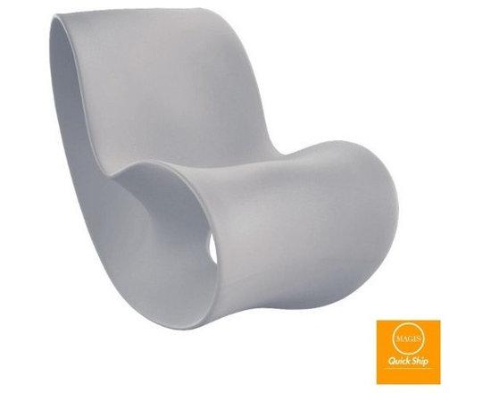Magis - Magis | Voido Rocking Chair, Quick Ship - Design by Ron Arad, 2006.