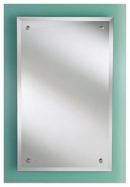 Khola Glass Mirror contemporary-mirrors