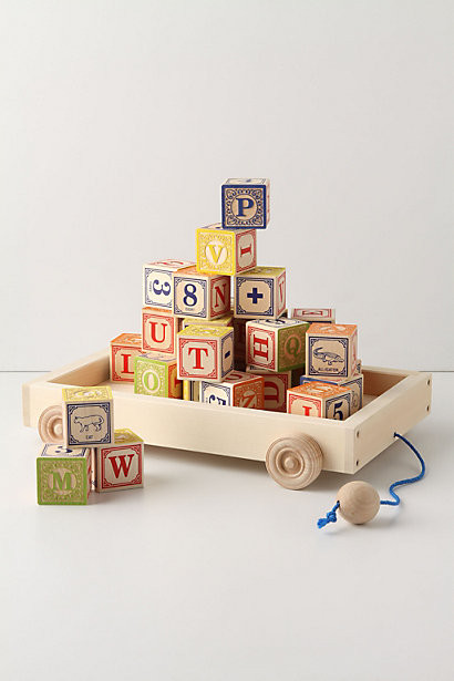 Traditional Kids Toys by Anthropologie