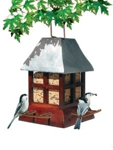 Paul Revere Feeder bird-feeders