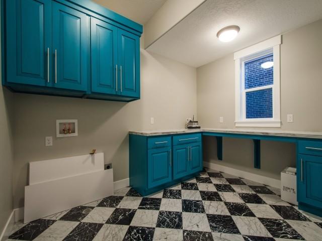 1619 Kensington Ave craftsman-laundry-room
