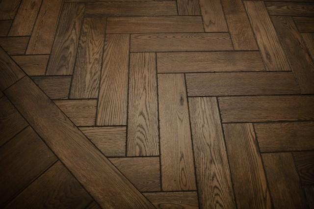 Herringbone Hardwood Style For The Home Pinterest