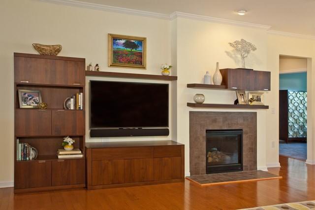 Fresh Start at Carolina Preserve transitional-family-room