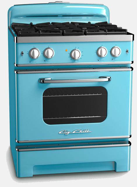 Dream cabin kitchen cooktops