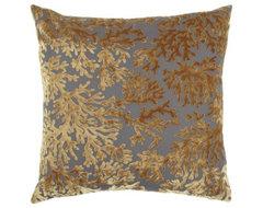 "Corales Pillow 24"" contemporary-decorative-pillows"