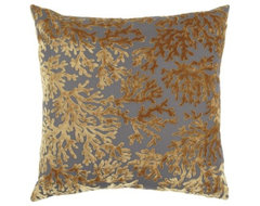 "Corales Pillow 24"" contemporary-pillows"