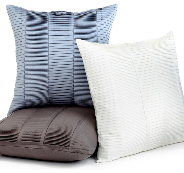 Modern Bedroom Pillows : Hotel Collection Bedding, Decorative Pillows - Contemporary - Decorative Pillows - other metro ...