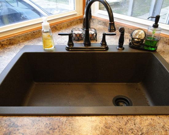After - Middleburg Hts. Kitchen Remodel - After Kitchen Install