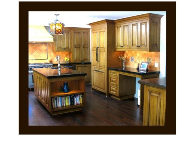 Spanish Revival Kitchen traditional-kitchen