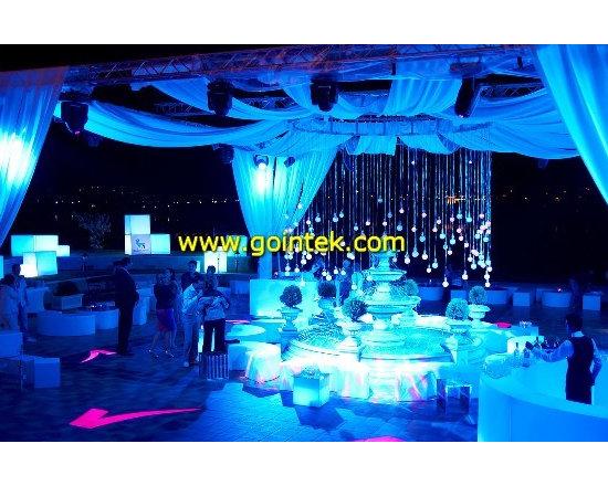 nightclub decoration bar counter design -