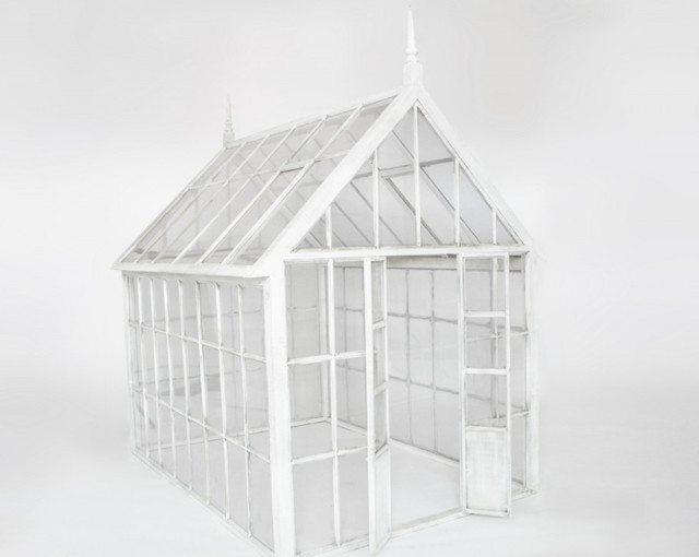 Greenhouse by SHOWstudio modern-outdoor-decor
