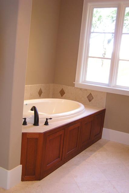 Preston Hollow Home Remodel traditional-bathroom