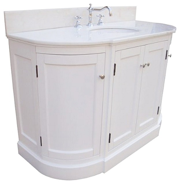 montage 48 in bath vanity white white transitional bathroom vanities