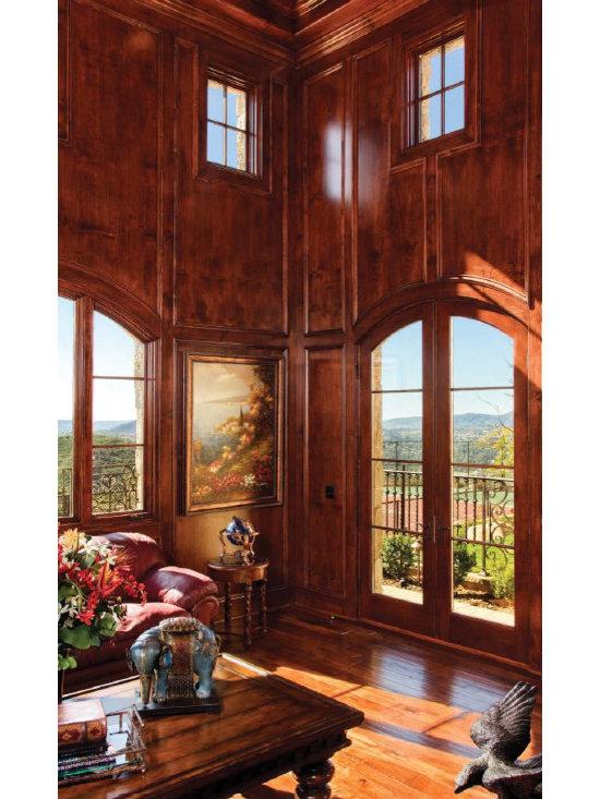Custom Wood Beauty -