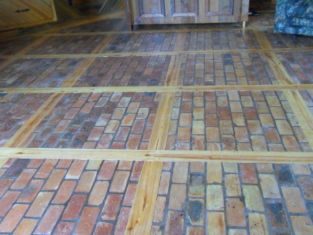 Old Chicago Brick Flooring : Old chicago brick floor