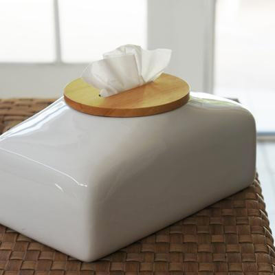 Molla Space, Inc. Tissue Storage contemporary bath and spa accessories