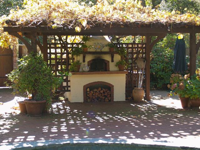 Mugnaini Pizza Ovens - Outdoor Oven - Mediterranean - other metro - by Mugnaini