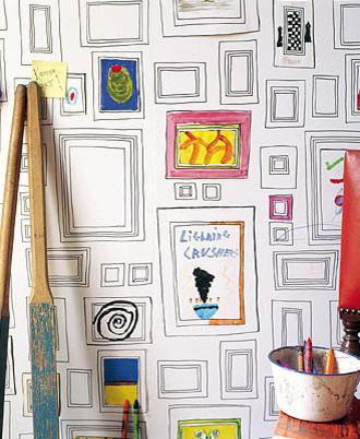 """Graham Brown's """"Frames"""" wallpaper"""
