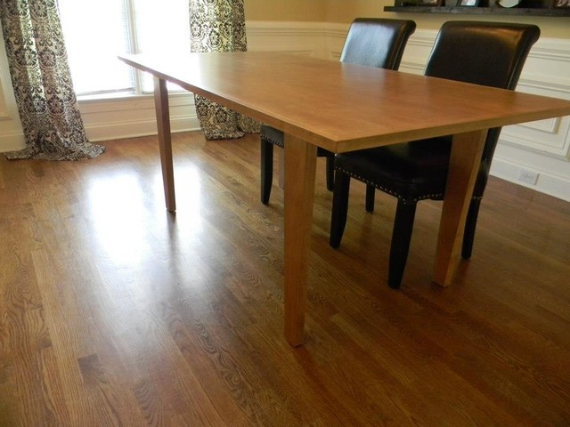 Buncombe Dining Table modern-dining-tables