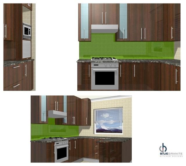 Modern mahogany kitchen upgrade boardwalk meander pretoria for Designer kitchens pretoria