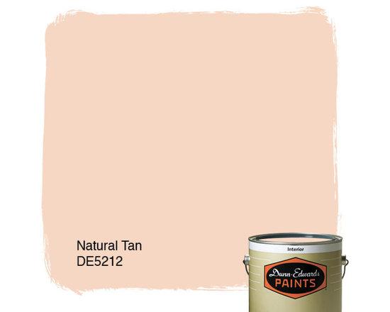 Dunn-Edwards Paints Natural Tan DE5212 -
