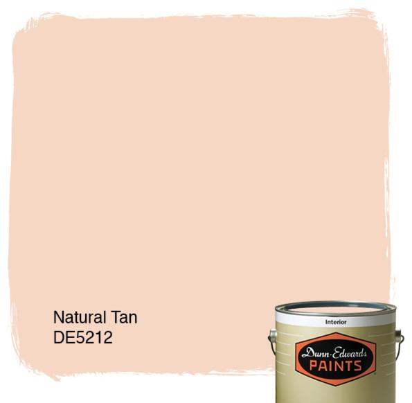 Dunn-Edwards Paints Natural Tan DE5212 paint