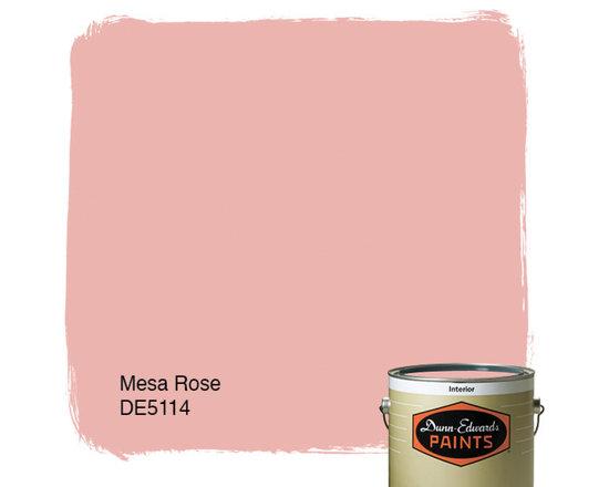 Dunn-Edwards Paints Mesa Rose DE5114 -