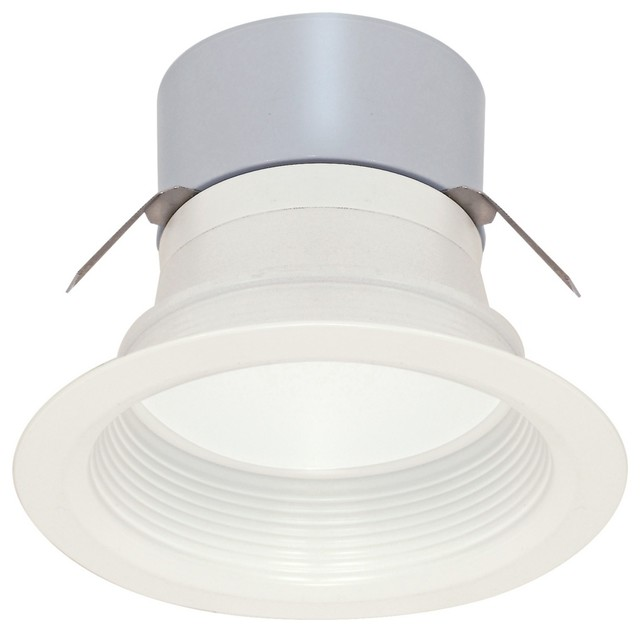 7 Watt LED Retrofit 4u0026quot; Recessed Light Kit in 12 Volt - Contemporary - Recessed Lighting