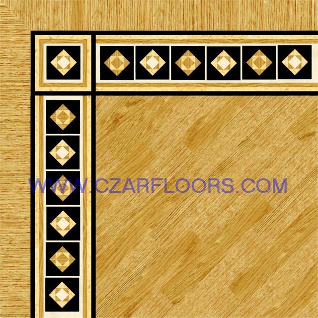 Wood Floor Borders Collection hardwood-flooring