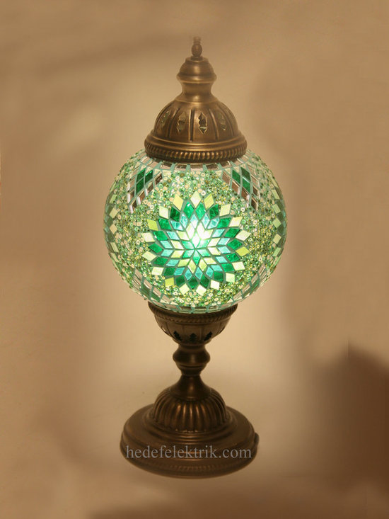 Turkish Style - Mosaic Lighting - Code: HD-97206_06