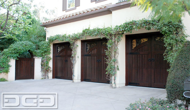 Luxurious Custom Designed & Crafted Garage Doors in Orange County, CA rustic-garage-doors-and-openers